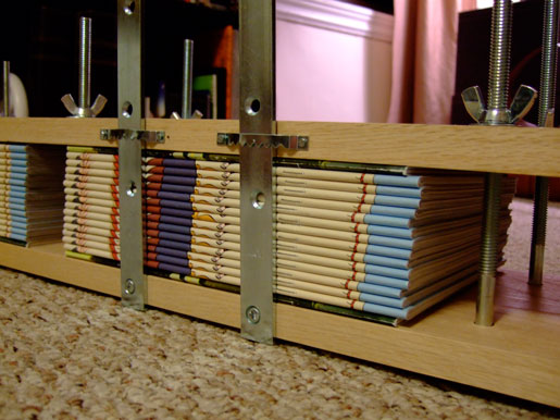 DIY Book Press